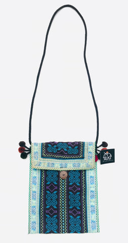 Carterita Rectangular Crossbody