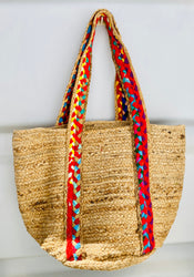 The Rainbow beach bag