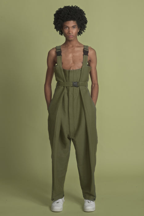 THE FORMULA SNAP OVERALL IN ARMY