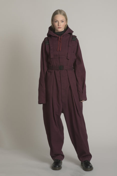 THE FORMULA SNAP OVERALL IN MERLOT