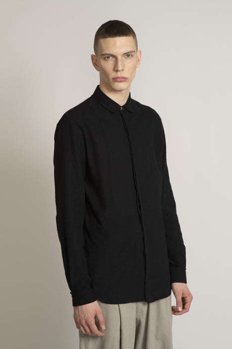THE RELIABLE DRESS SHIRT IN BLACK