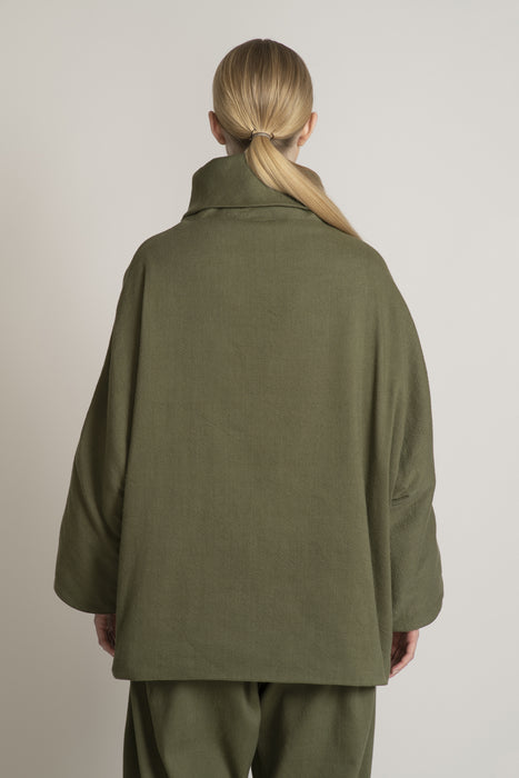 THE SAVIOR TURTLENECK IN ARMY