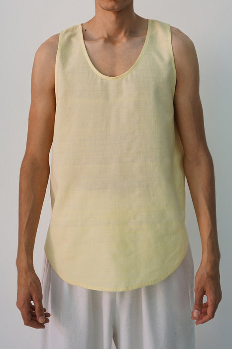 MIMOSA SOLID TANK TOP