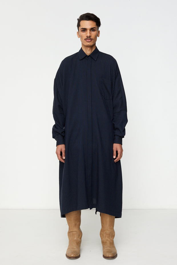 Oversized Long Shirt