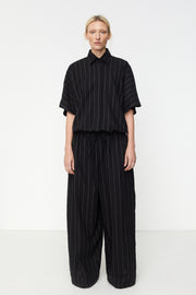 Wide Leg Pocket Jumpsuit