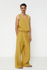 Wide Leg Tank Jumpsuit