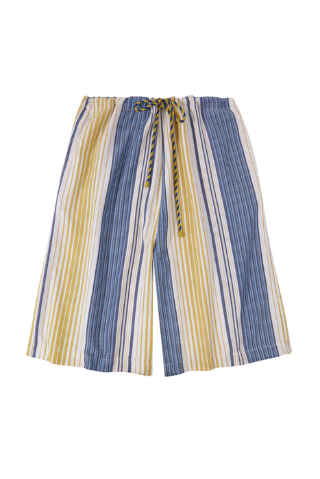 LONG SHORTS : MIXED STRIPE