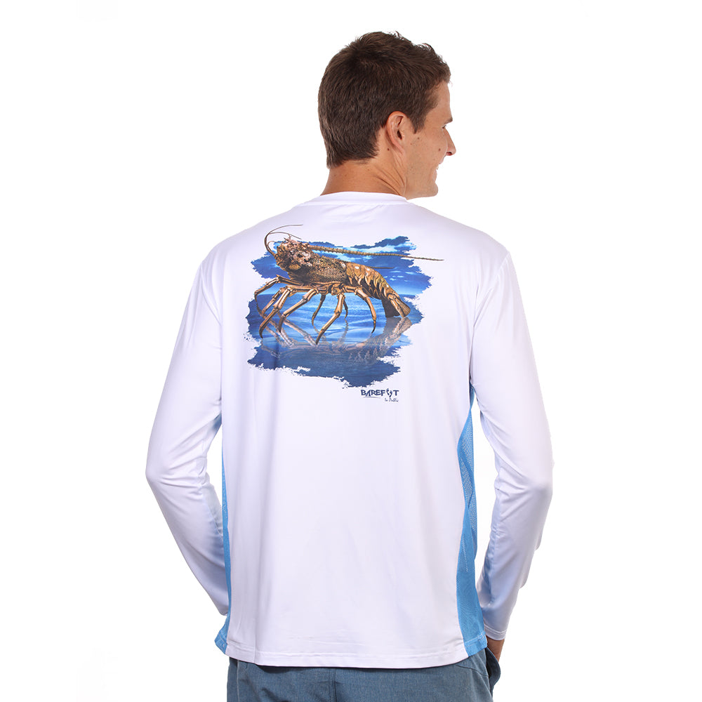 Long Sleeve Lobster Dive T-Shirt