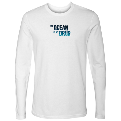The Ocean Is My Drug Lobster Design