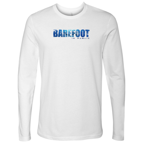 Image of Barefoot In Public Mahi Mahi Men's Long Sleeve