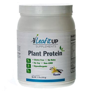 Leaf it Up Plant Protein ( Vanilla & Chocolate)