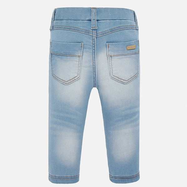 535  Basic Denim Pants