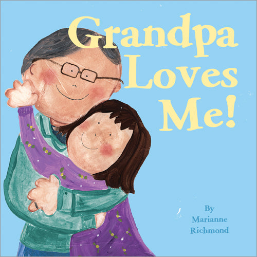 Grandpa Loves Me by Marianne Richmond