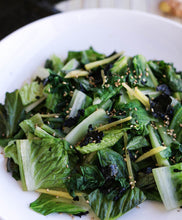 Mountain & Sea Salad