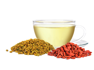 Organic Goji Fenugreek Tea