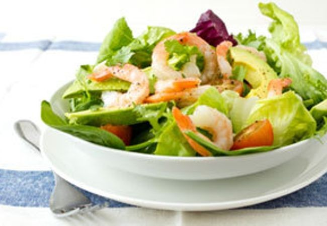 Sea Garden Vegan Shrimp Salad