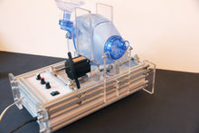 Load image into Gallery viewer, The robotized Ambu breathing system. Portable lungs ventilator