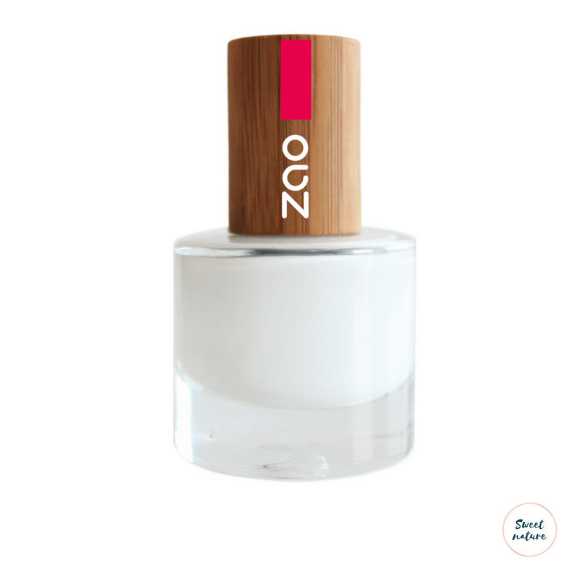 Vernis blanc French Manucure Zao