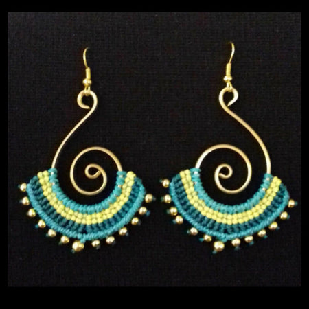 Boucles d'Oreilles : OPEN YOUR EYES