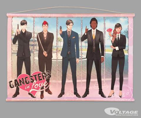 Gangsters in Love Tapestry