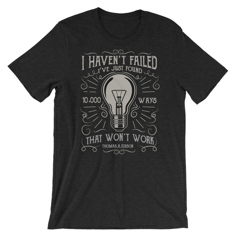1000 Ways Short-Sleeve Unisex T-Shirt