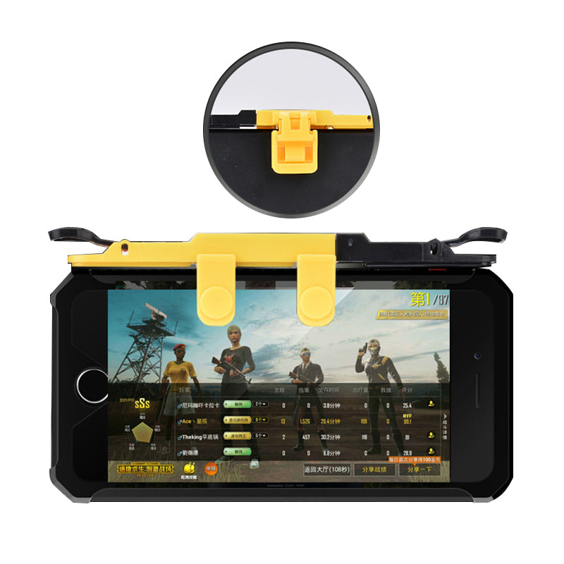 PUBG Mobile Game Controller Adjustable Gamepad