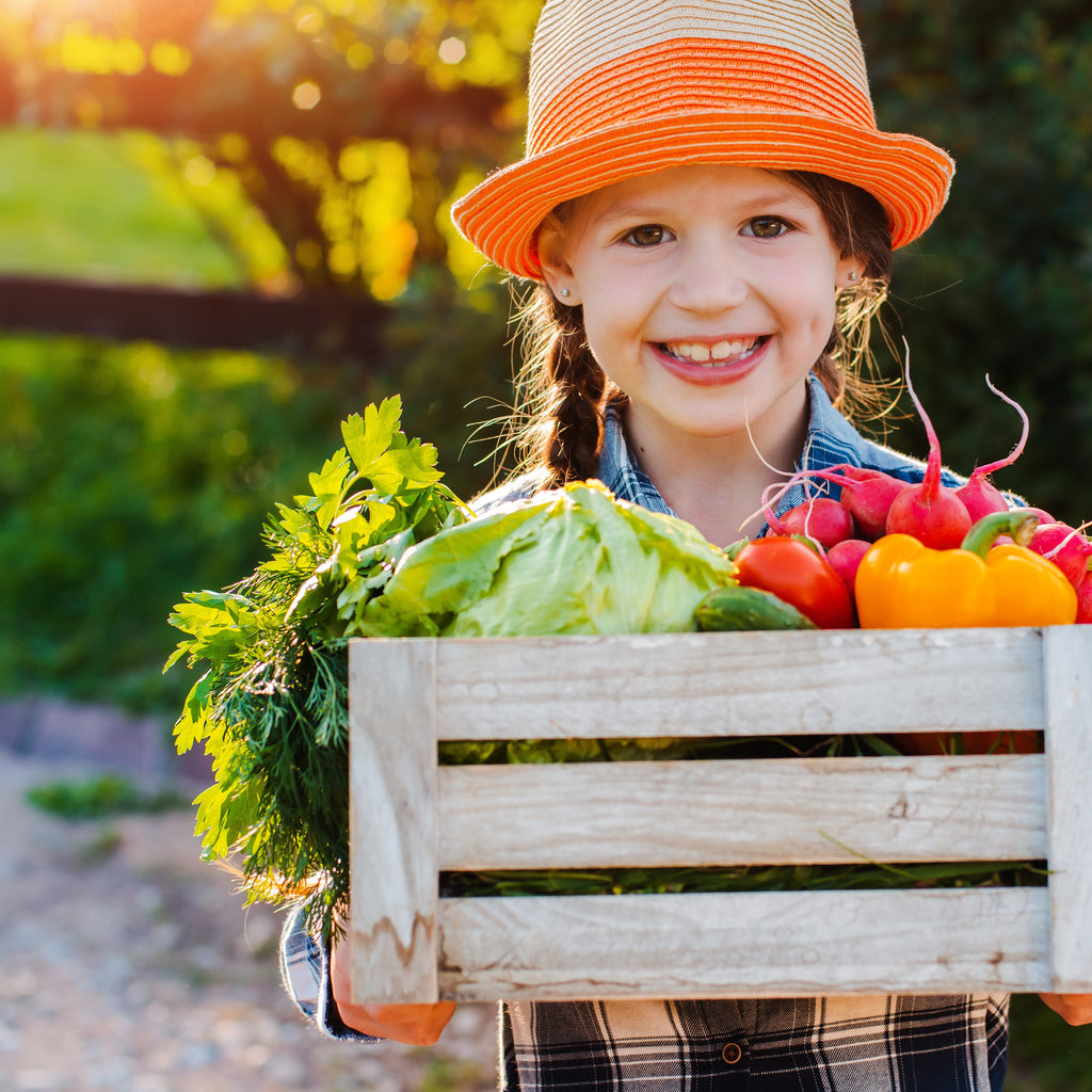 Veggie Gardening: The whole family can do it at home!