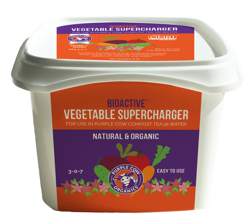 BioActive Vegetable Supercharger