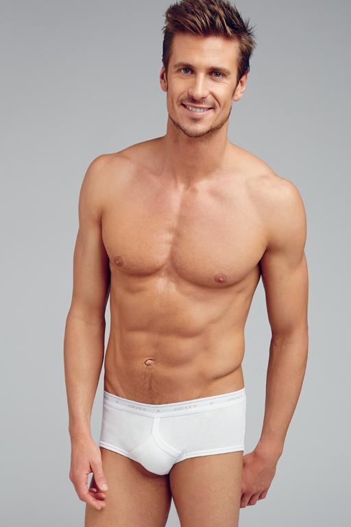 Jockey Classic Y-Front Brief 3-Pack