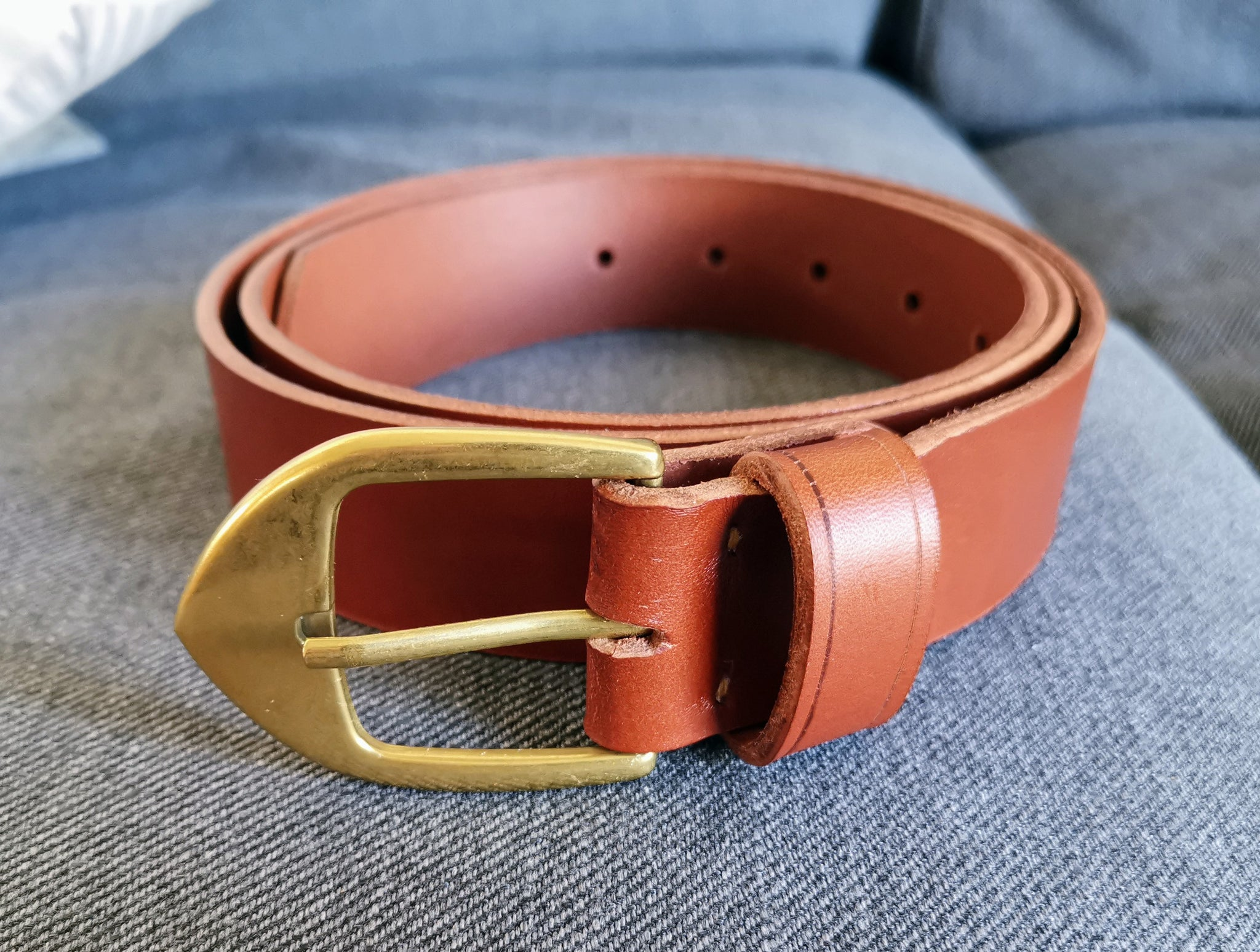 Retreat Clothing Handmade Leather Belts