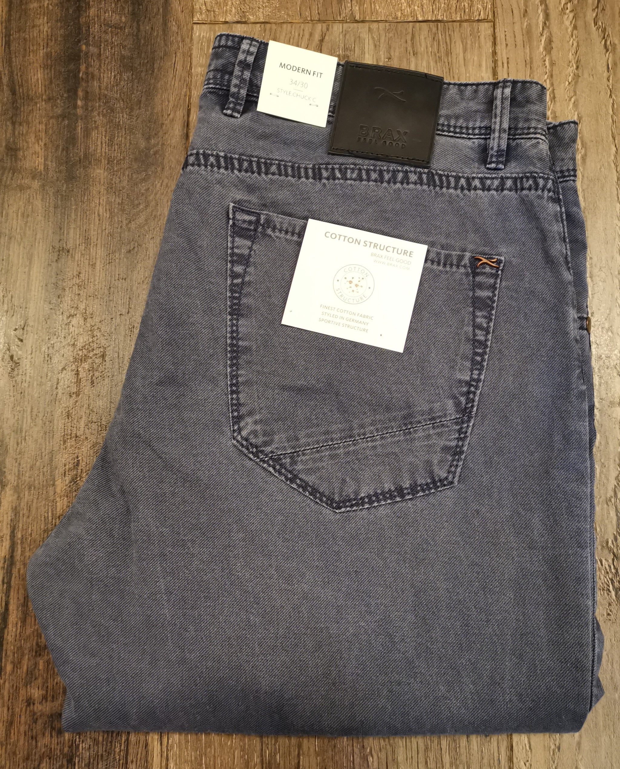 huge discount website for discount great deals Brax Chuck Five Pocket Summer Cotton jeans – Retreat ...