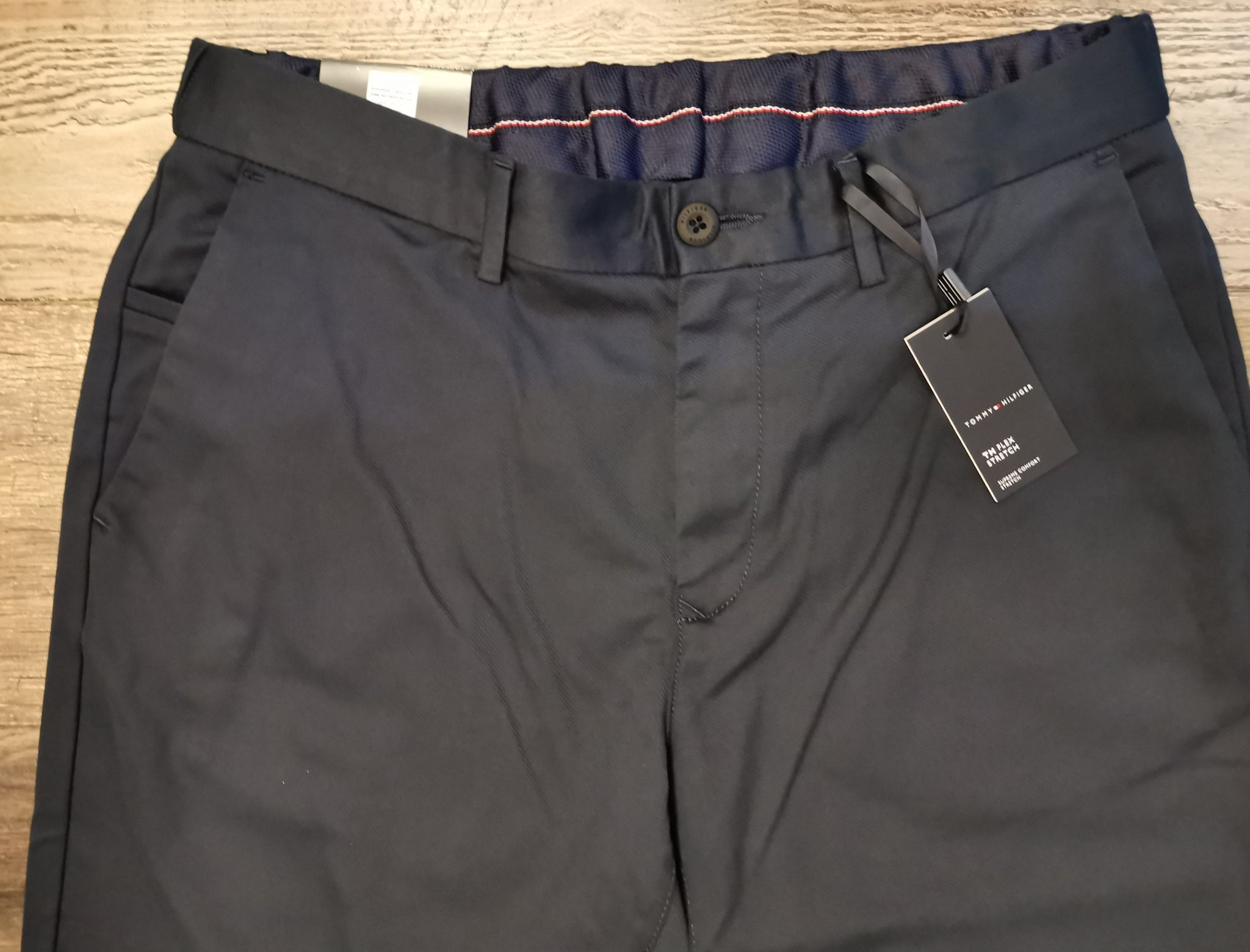 Tommy Hilfiger Tapered Tech Stretch Trousers