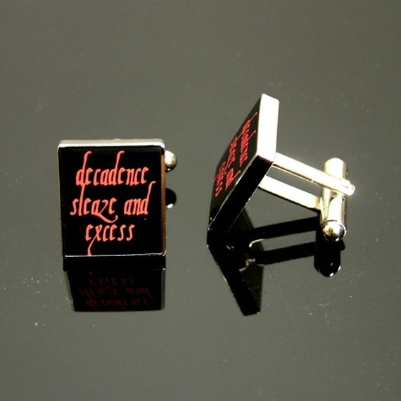 Jeffery West cufflinks