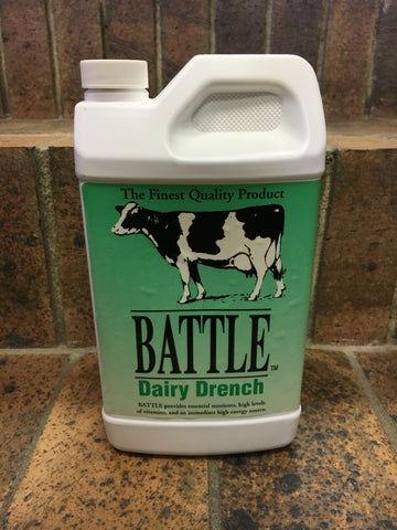 Battle Dairy Drench - Quart