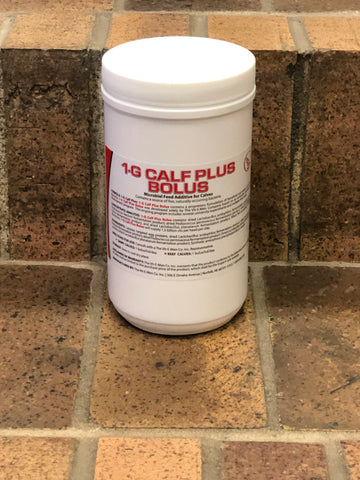 1-G Calf Plus Probiotic Bolus 50ct