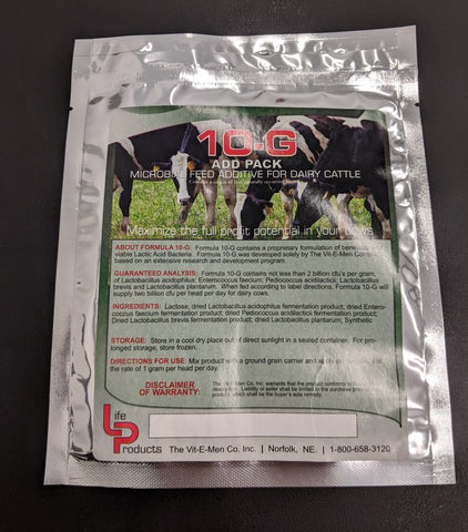 10-G Dairy ADD-PACK  300 Cows