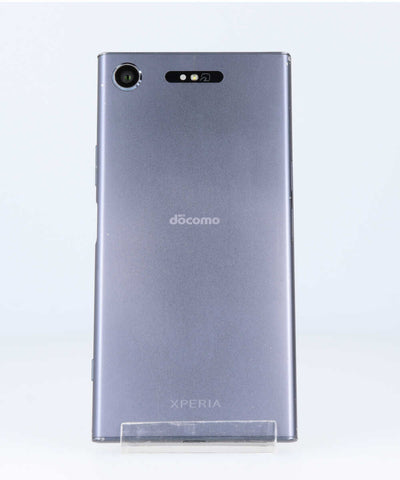 【良品】 SONY Xperia XZ1 SO-01K 64GB SIMフリー Cグレード #SONY Xperia XZ1 SO-01K