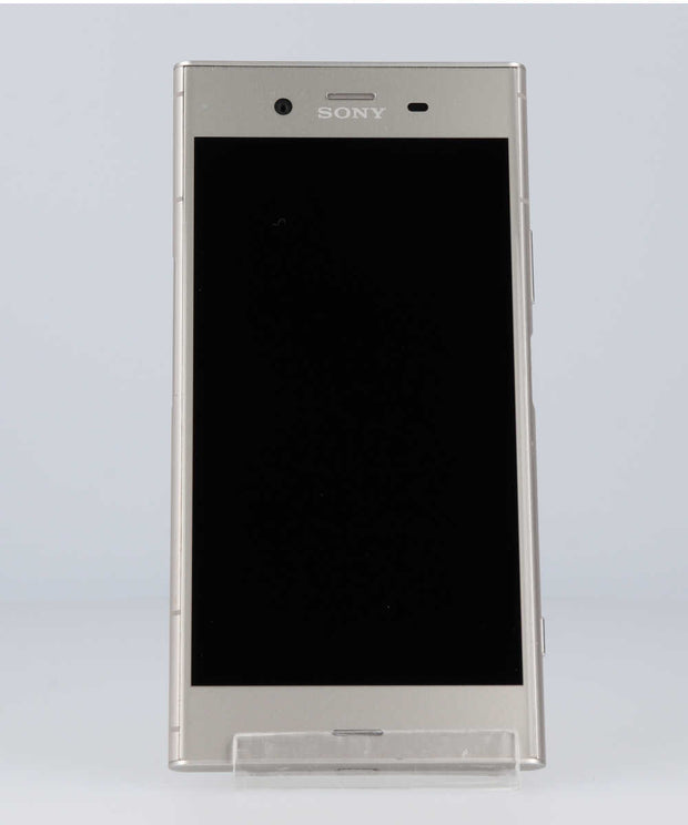 【美品】 SONY Xperia XZ1 SO-01K 64GB SIMフリー Bグレード シルバー #SONY Xperia XZ1 SO-01K