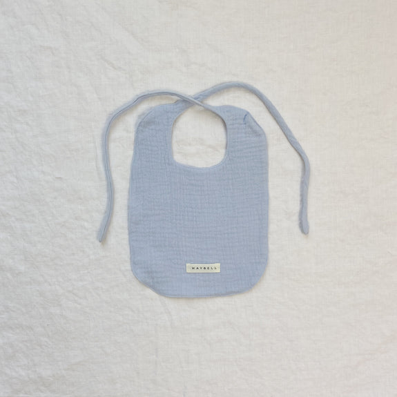 Maybell bib - Light Blue