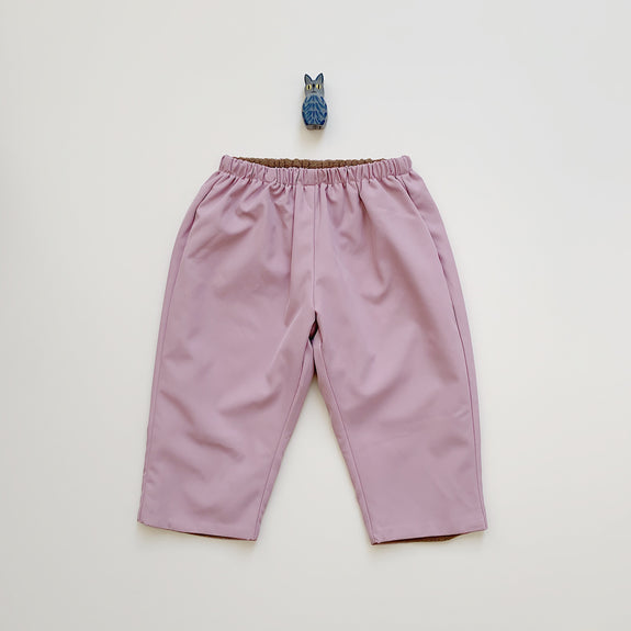 Winter Pants - Dawn pink