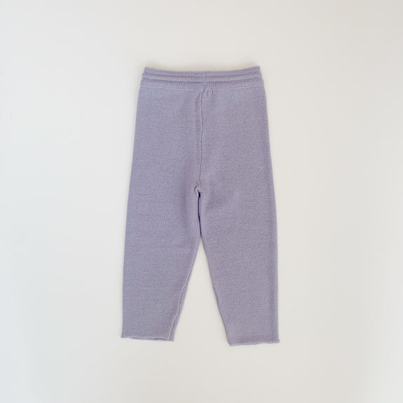 Wool Pants - Iceland blue