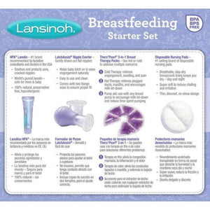 Lansinoh® Breastfeeding Starter Set