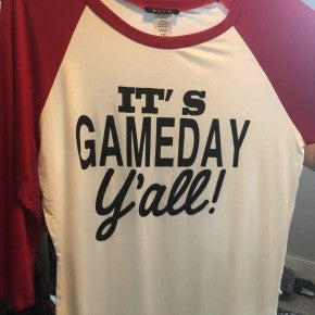 It's Game Day Ya'll Georgia Bulldog