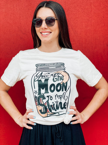 You're the Moon to My Shine Graphic Tee