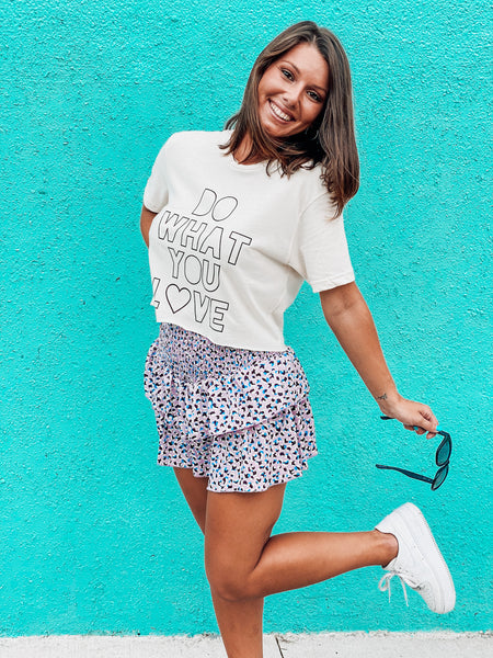 Do What You Love Graphic Tee