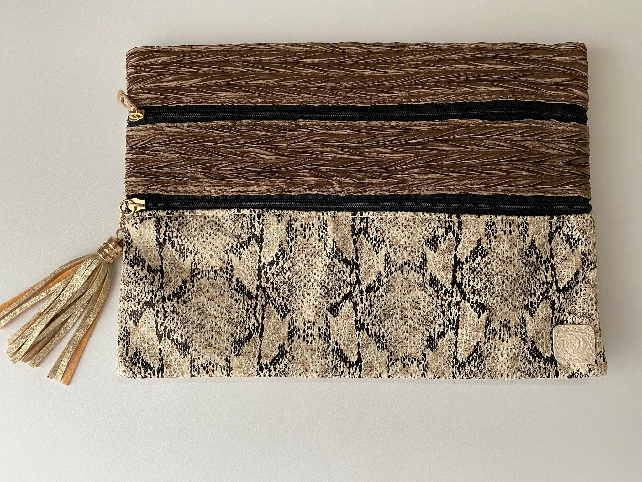Python Perfection Clutch
