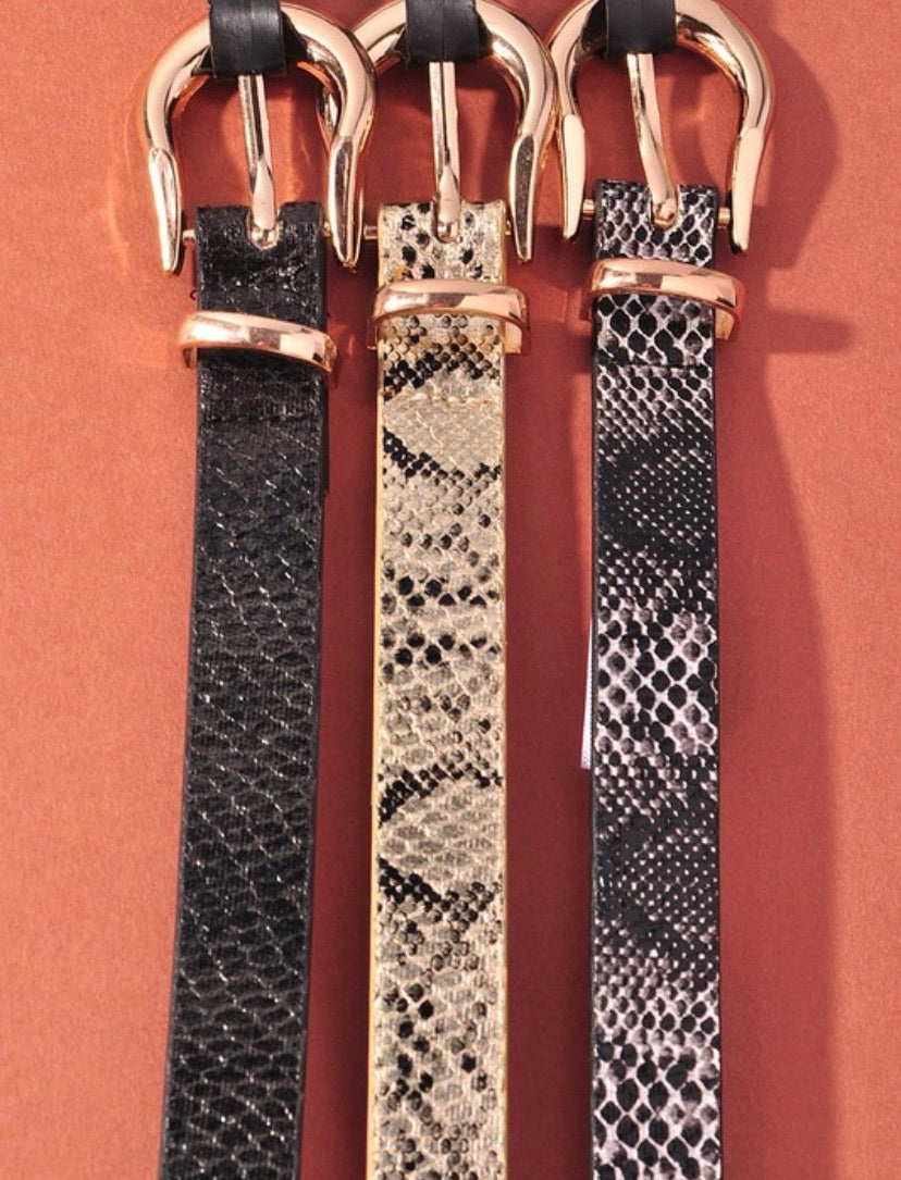 Multi Snake Belt Pack