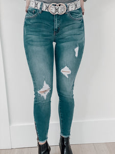 Nicole Light Denim Jeans
