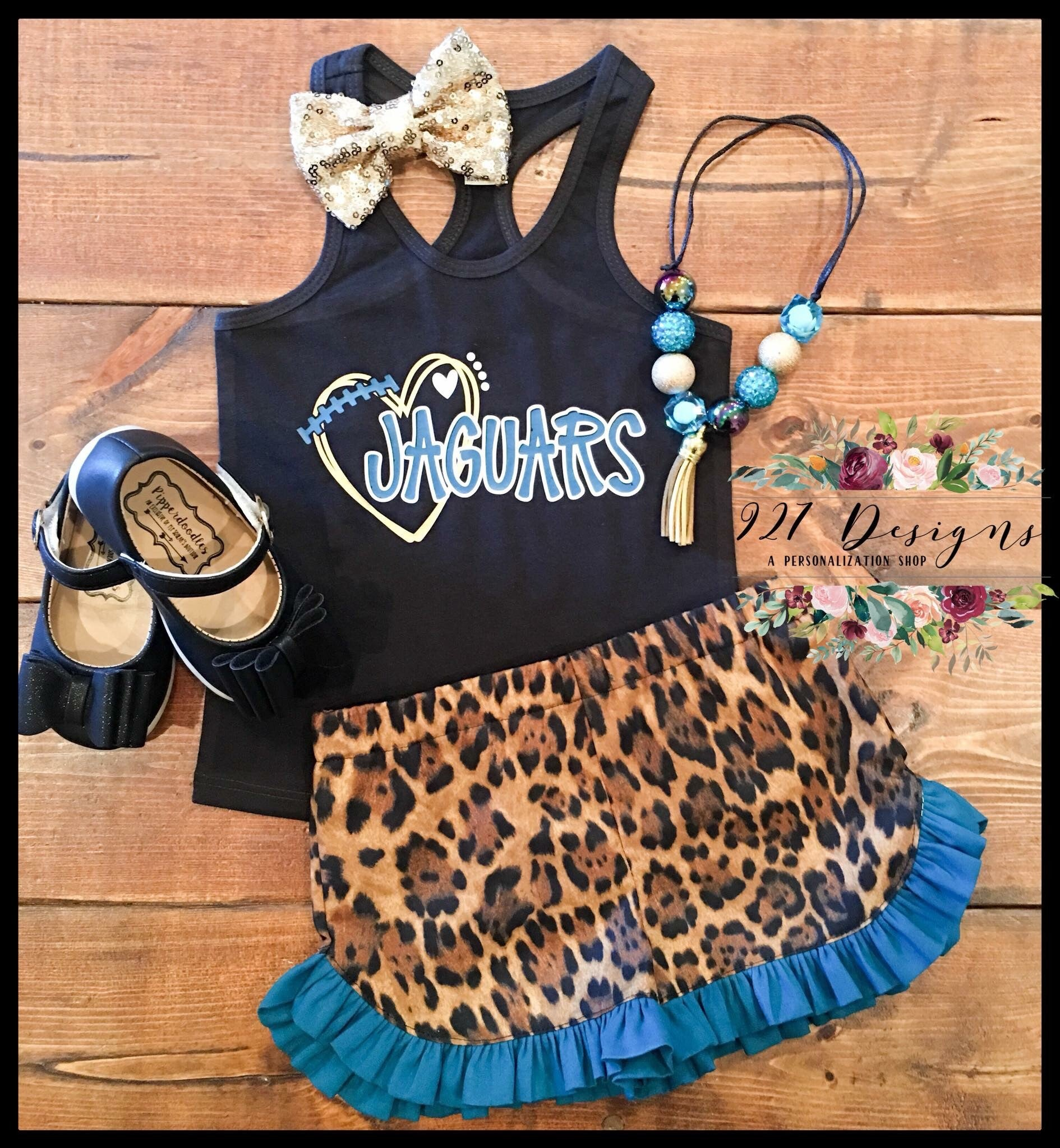 Little Jag Swag Outfit