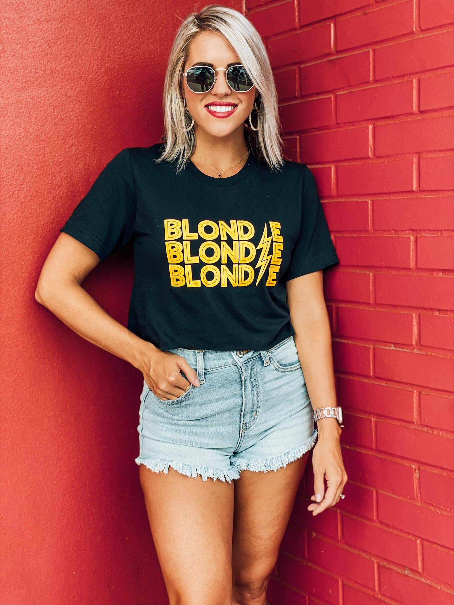 Blondie Graphic Tee